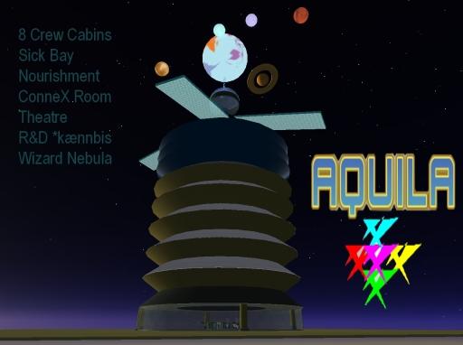 Aquila Amentities listed