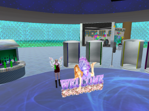 Aquila Lab Welcome Center