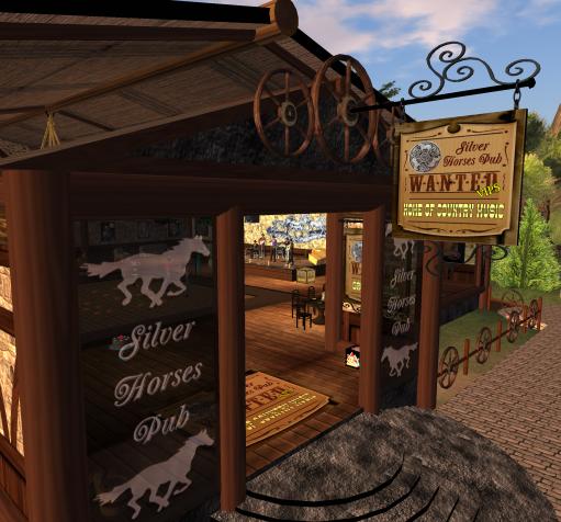 Silver Horses Pub