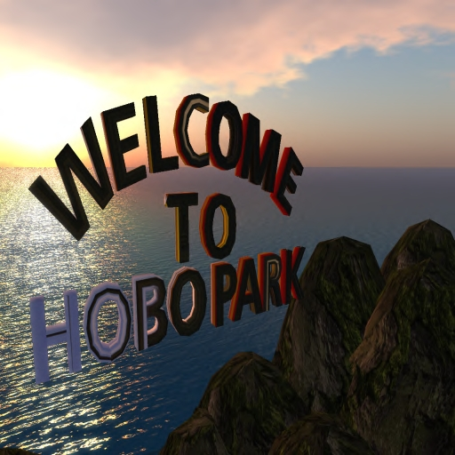Sunset on Hobo Amusement par, Fossil Bay (83, 82