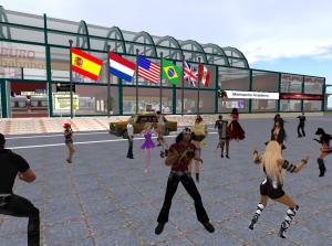 Party at Metropolis impromtu_001