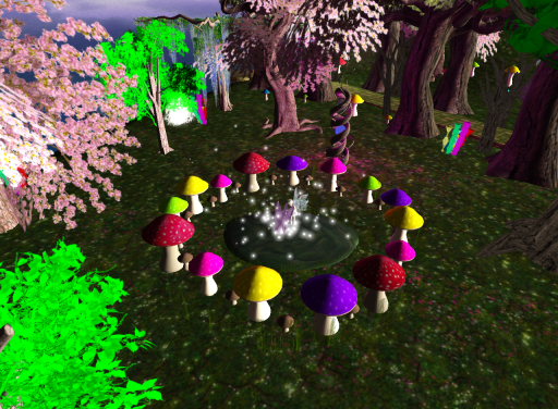 Fairy Ring 2 t3d