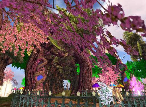 Tree Arch Fairytopia