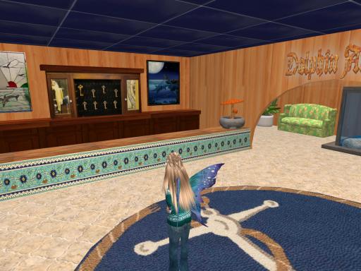 Dolphin Anchor Hotel Lobby_001