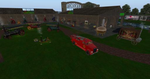 Brunel Museum of Steam, Brunel Isle of Steam_001