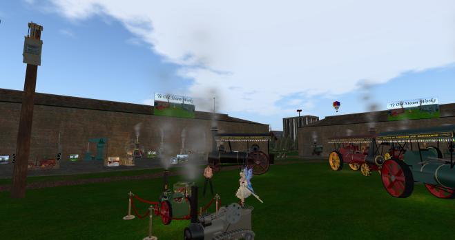 Ye Olde Steamworks