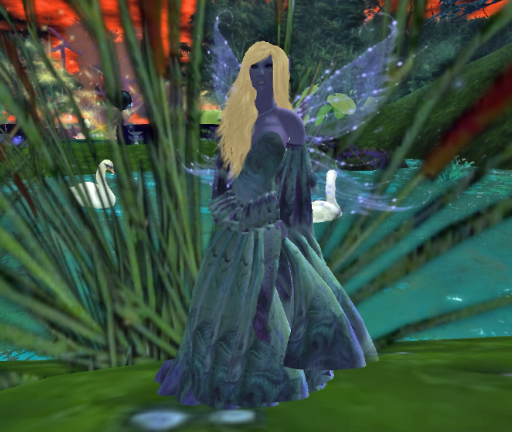Fairy Shannan's Fantasia Gown