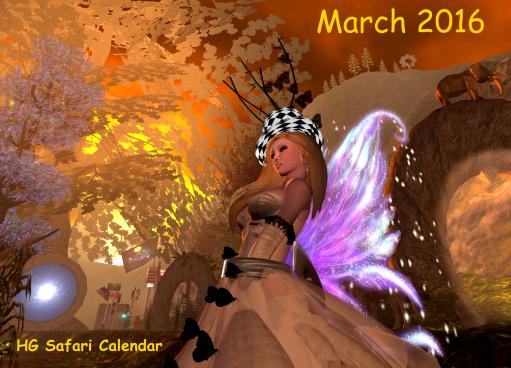 Calendar girl Sunbeam ltrs
